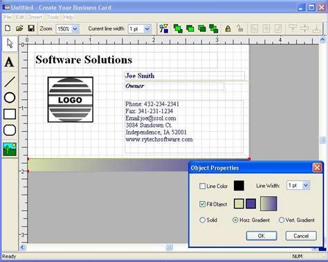 make a buisness card design business cards software downloads design business