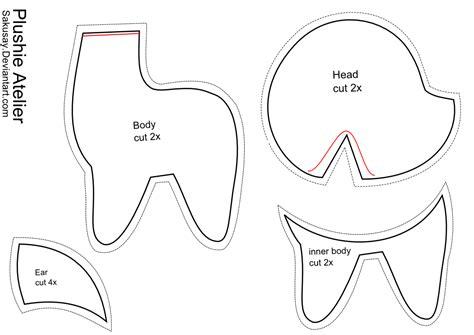 the beginner chibis pdf beginners chibi pony pattern by sakusay on deviantart