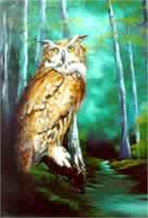 bob ross painting owls bob ross wildlife packets by bob ross