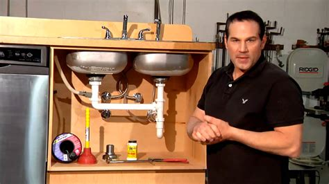 kitchen sink repair kitchen sink sink leaking from drain how to fix it diy home improvement