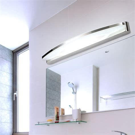 led bathroom vanity lights pre modern minimalist led mirror light water fog minimalist fashion bedroom bathroom vanity