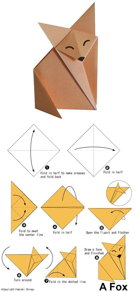easy origami for best 25 easy origami animals ideas on