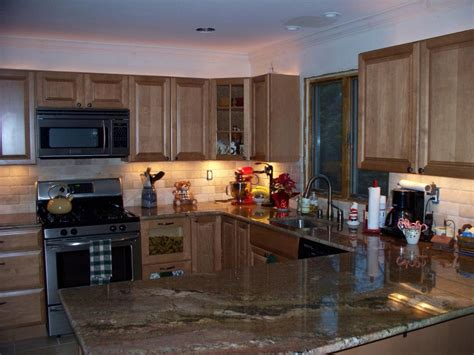 best backsplashes for kitchens the best backsplash ideas for black granite countertops