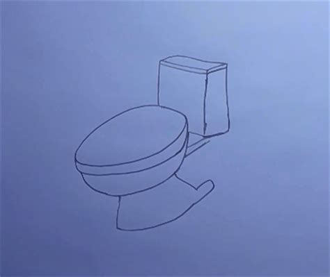 how to draw a toilet how to draw a toilet step by step how to draw faster