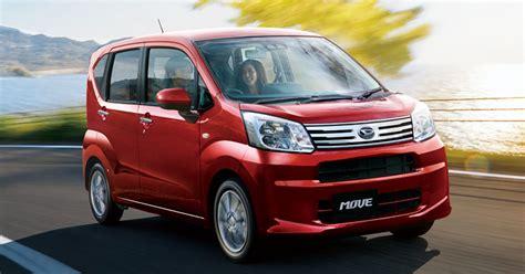 Daihatsu Japan by Daihatsu Move Kei Car Receives An Update In Japan