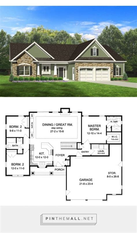 floor plans ranch style homes best 25 ranch floor plans ideas on ranch