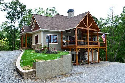 house plans for sloped lots sloping lot house plans craftsman house design plans