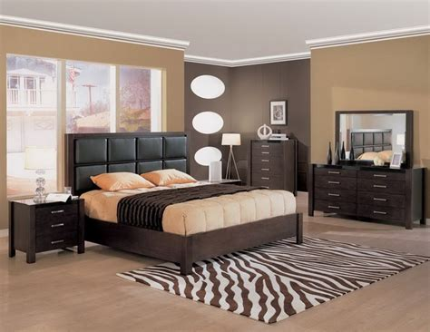 paint colors for bedroom with brown furniture soft brown bedroom colors with black furniture decolover net