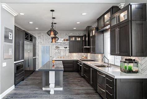 grey wood floors kitchen grey hardwood floors ideas modern kitchen interior design