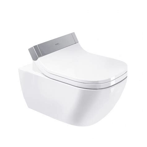 Duravit Toilet Happy by Duravit Happy D 2 Wall Mounted Washdown Toilet For