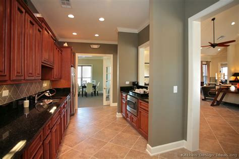 paint colors for kitchen walls with cherry cabinets kitchen wall colors with cherry cabinets