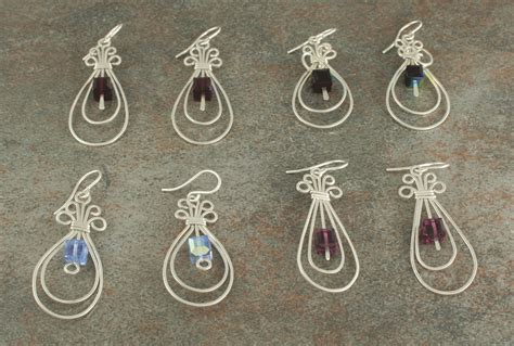 wire for jewelry projects wire jewelry earrings jewelry ideas