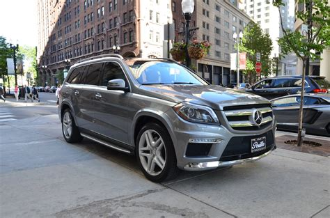2015 Mercedes Gl by 2015 Mercedes Gl Class Gl 550 4matic Stock B865aa