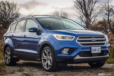 Ford Awd by 2017 Ford Escape Titanium Awd Review Doubleclutch Ca