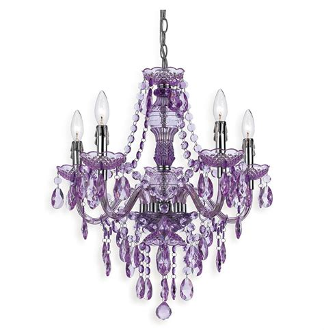 lavender chandelier lavender global bazaar bohemian 5 light beaded swag