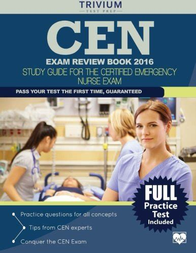 cen review book 2018 2019 cen study guide and practice test questions for the certified emergency 1941759432 cen review book 2016 study guide for