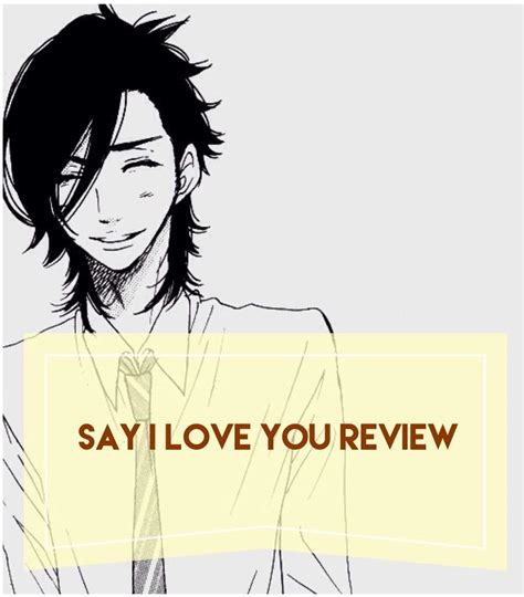 say i you review aawg review say i you anime amino