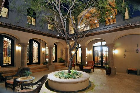 homes with courtyards style homes with courtyards colonial estate luxury calvis wyant homes