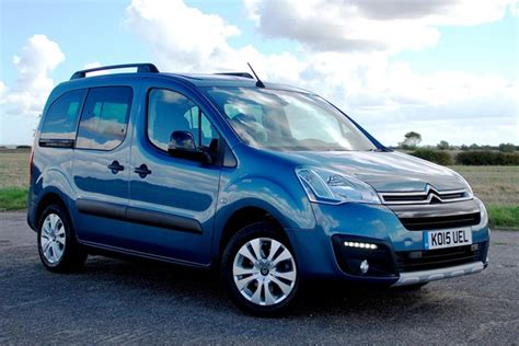 Citroen Berlingo Multispace by Citro 235 N Berlingo Multispace Estate Review 2008 Parkers
