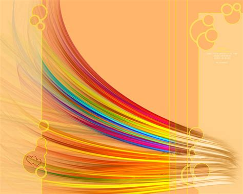 colorful love ppt background 171 ppt backgrounds templates