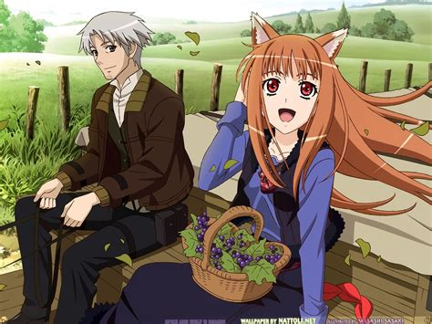 spice and wolf maoyu take it out and trade anime diet