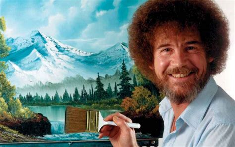 bob ross painting supplies canada 5 things you ll do bob ross while high leafly