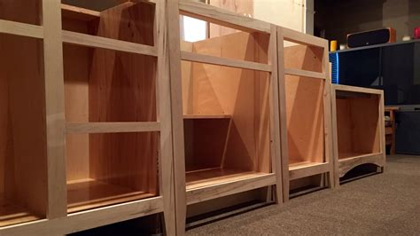 kitchen cabinet carcasses photo friday how to build a custom kitchen average us
