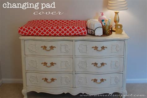 make your own changing table how to make your own changing pad cover can also be used