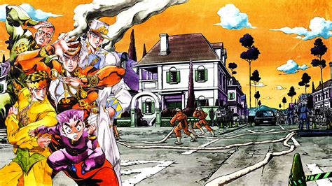 jojo part 4 image gallery jojo part 4