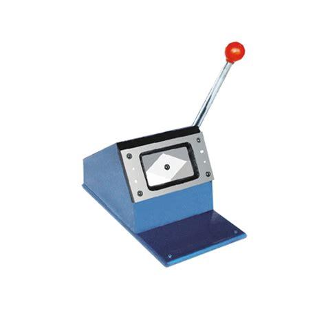 die cut machines for card pvc die cutter id size