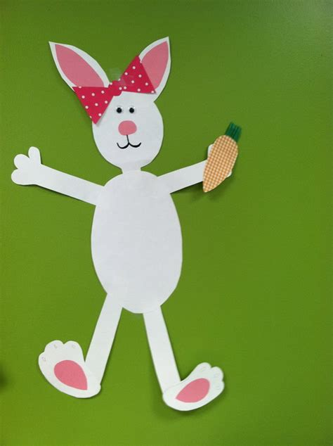 bunny craft for easter bunny crafts for family net guide to