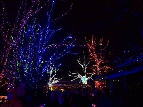 portland zoo lights zoo lights at the oregon zoo lil bit