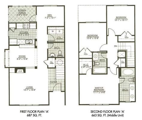 house plans and designs the 25 best two story houses ideas on