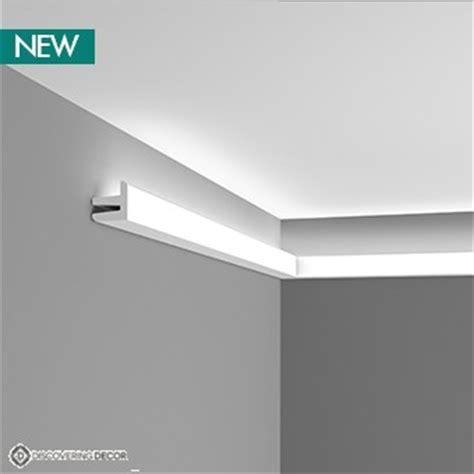 corniche 233 clairage indirect modern c380 discoveringdecor moulure deco corniche plafond et