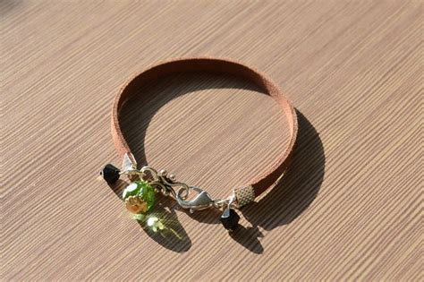 make leather jewelry how to make leather bracelets adornments