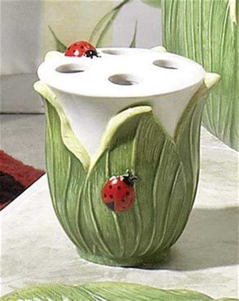 ladybug bathroom accessories 1860 best images about ladybugs on home