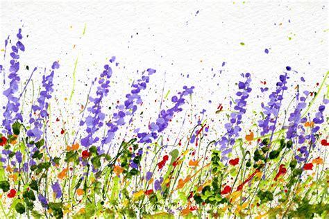 make flower painting how to make splattered paint flower cards my flower journal