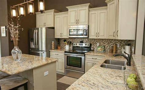 granite countertops for white kitchen cabinets granite kitchen countertops for that exquisite look