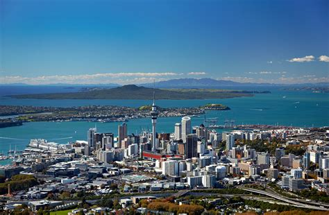auckland new zealand auckland the city of sails