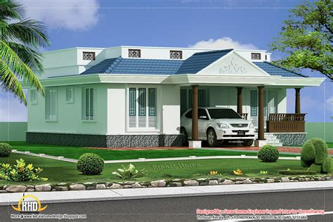 one story house designs 3 bedroom single story villa 1100 sq ft home appliance