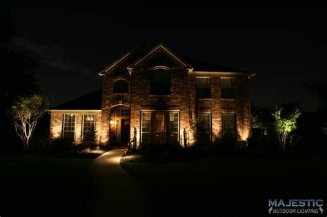 outdoor lights house home exterior lighting gallery