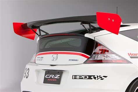 Honda Crz Hpd by 2011 Hpd Cr Z Racer Supercars Net