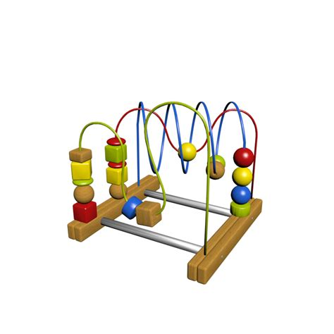 bead roller coaster wooden roller coaster bead maze design and decorate your