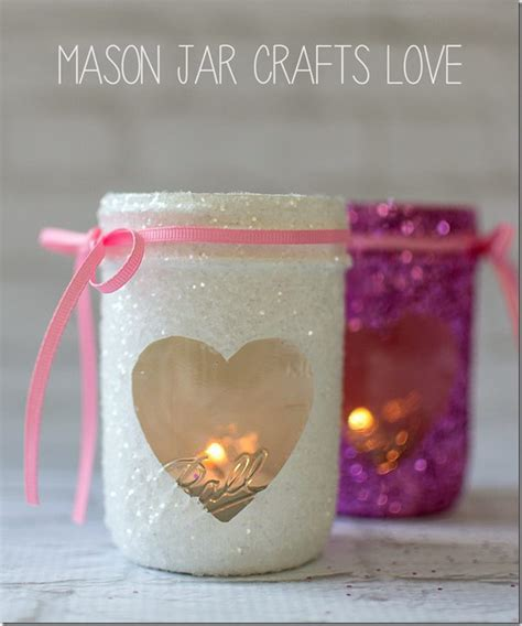 jar craft awesome festive jar crafts hative