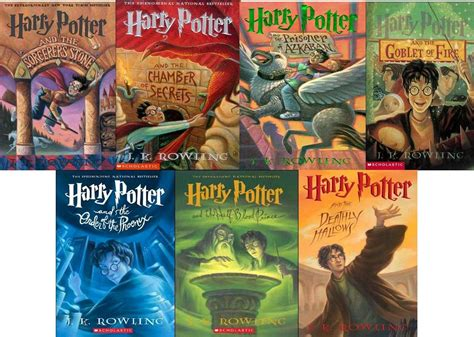 harry potter picture books the five best children s book series 4 the harry potter