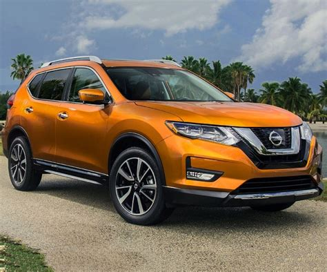 Nissan Rogue by 2018 Nissan Rogue Preview Redesign Engine Features