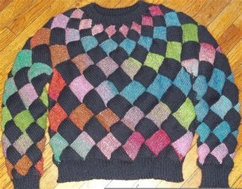 entrelac knitting patterns sweater entrelac sweater patterns gray cardigan sweater