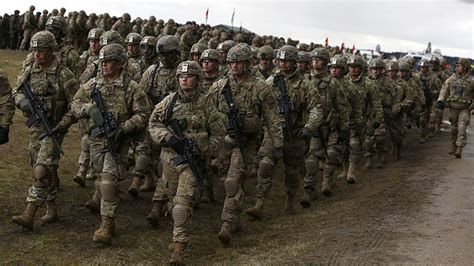 for soldiers us can t shake cold war mindset russian mod