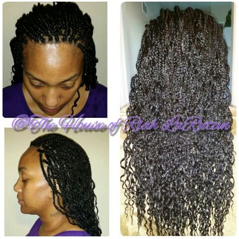 how to braid hair with on the end box braids the hairdo i do