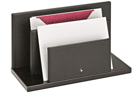 s desk accessories for your office the new montblanc desk accessories